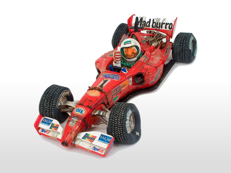 Figurine Pilote de F1